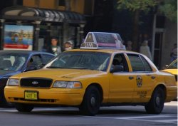Chicago Taxi Cab Service
