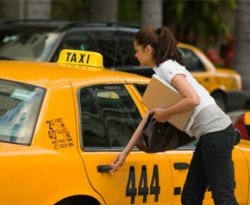 Maryland Taxi Cab Service